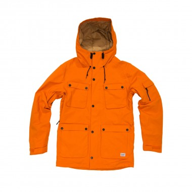 Colour Wear Cargo Jacket rusty orange 13/14