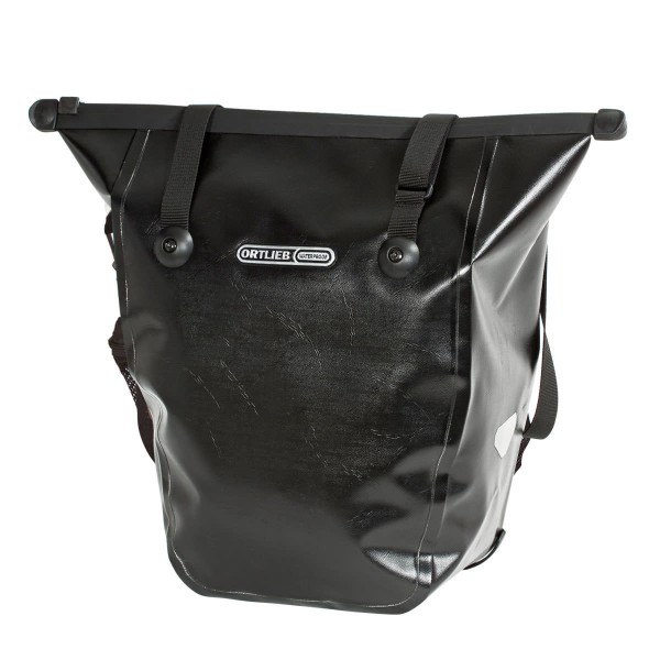 Ortlieb Bike Shopper leder/black