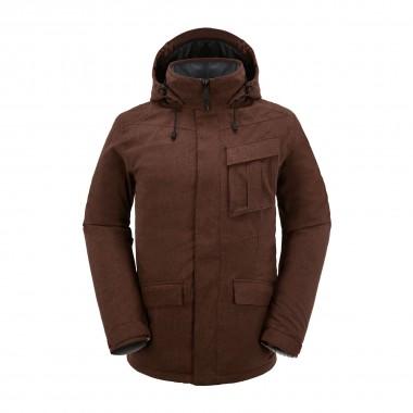 Volcom Mails Ins Jacket burgundy 15/16