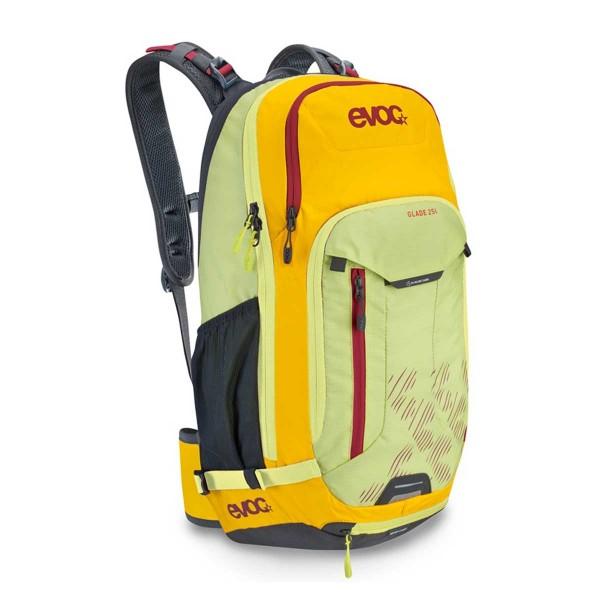 EVOC Glade 25L wms lime/orange 2015