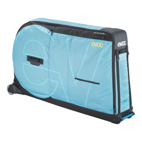 EVOC Bike Travel Bag Pro 310L aqua blue 2021