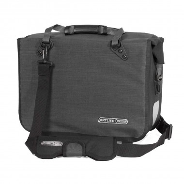Ortlieb Office Bag QL2 granit-schwarz 2017