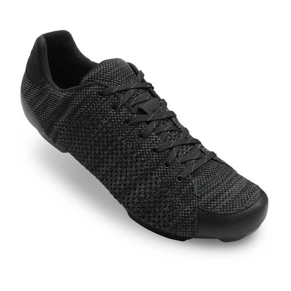 Giro Republic R black / charcoal heather 2020