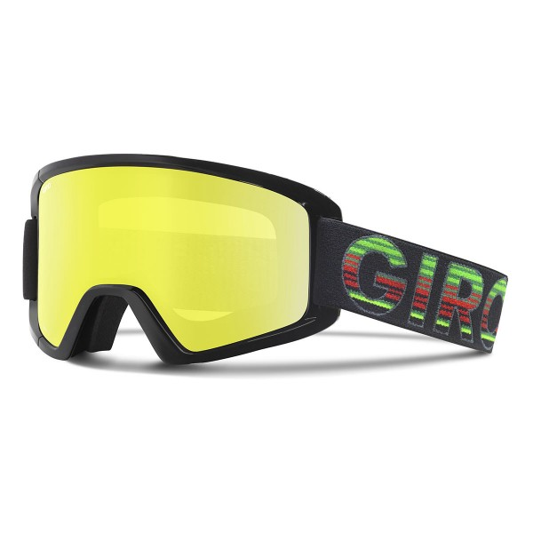Giro Semi black poncho loden yellow 15/16
