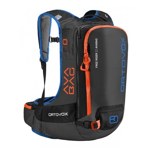 Ortovox Free Rider 22 Avabag black 16/17