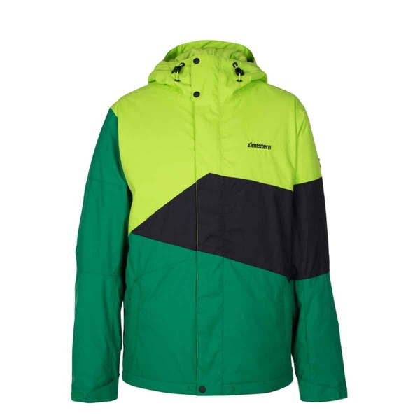 Zimtstern Inventorz Snow Jacket lime 16/17