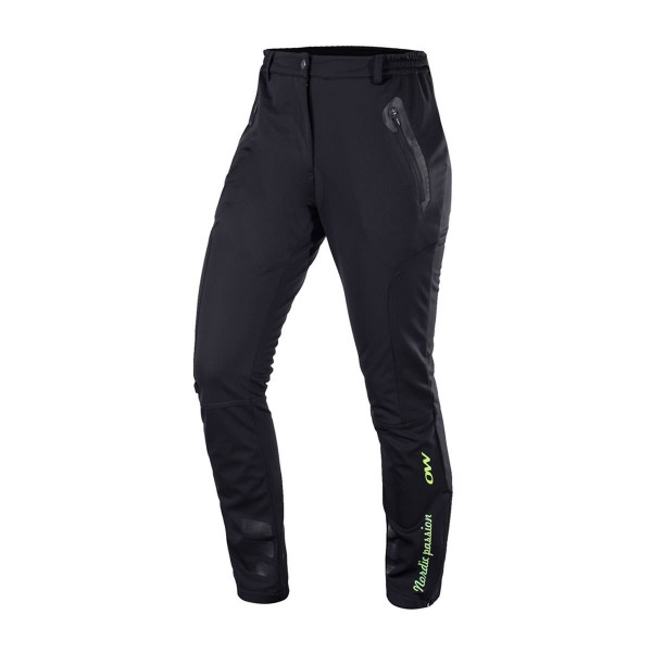 One Way Rosina Softshell pants black wms 13/14