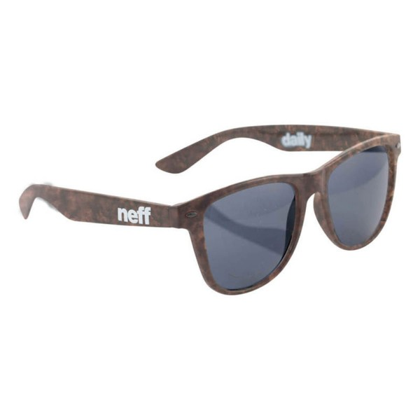 Neff Daily Shades tortoise rubber 2017