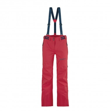 Scott Explorair 3L Pant wms hibiscus red 15/16