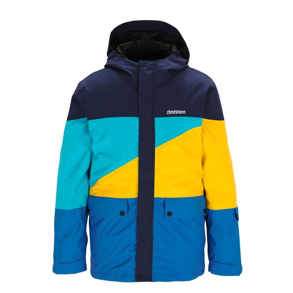 Zimtstern Fantomas Snow Jacket navy boys 12/13