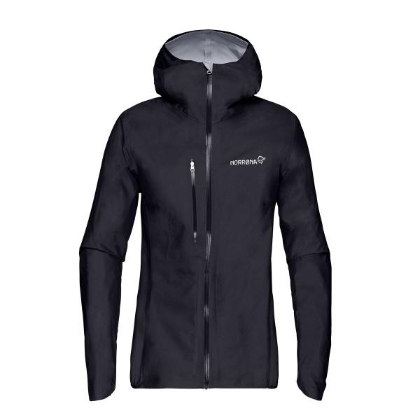 Norrona bitihorn GT Active 2 Jacket wms caviar black 2019