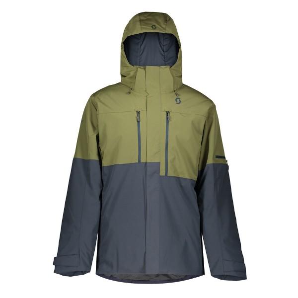 Scott Ultimate Jacket Dryo10 green/blue 19/20
