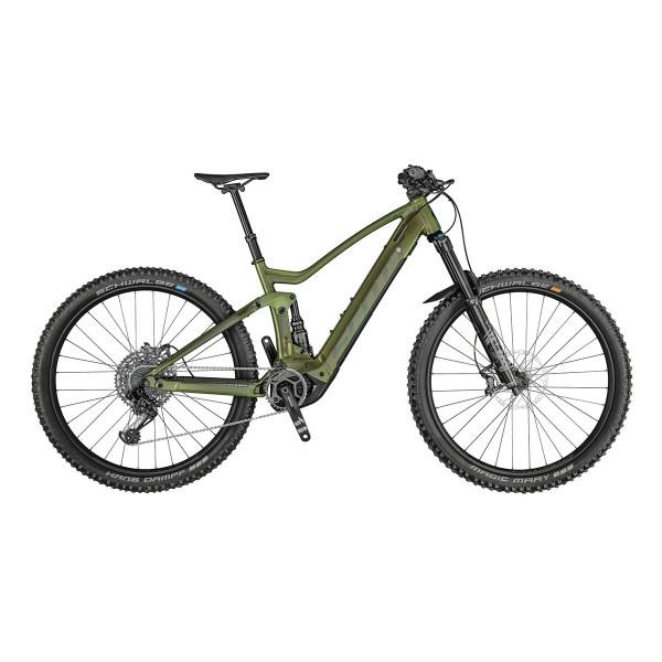 Scott Genius eRIDE 910 green 2021