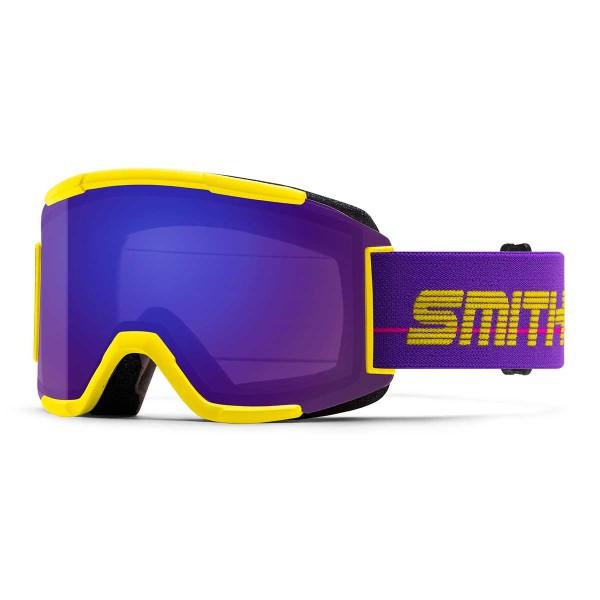Smith Squad yellow 1993 / ChromaPop everyday violet mirror 19/20