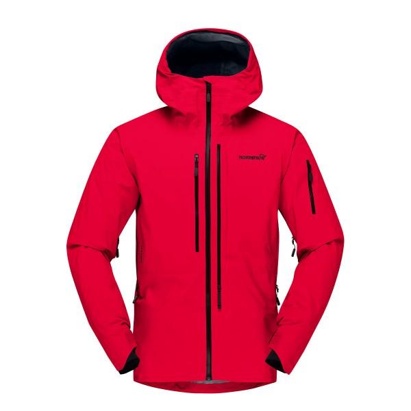 Norrona lofoten Gore-Tex Pro Jacket true red 21/22