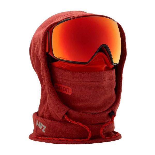 Anon MFI XL Hood Clava red 18/19