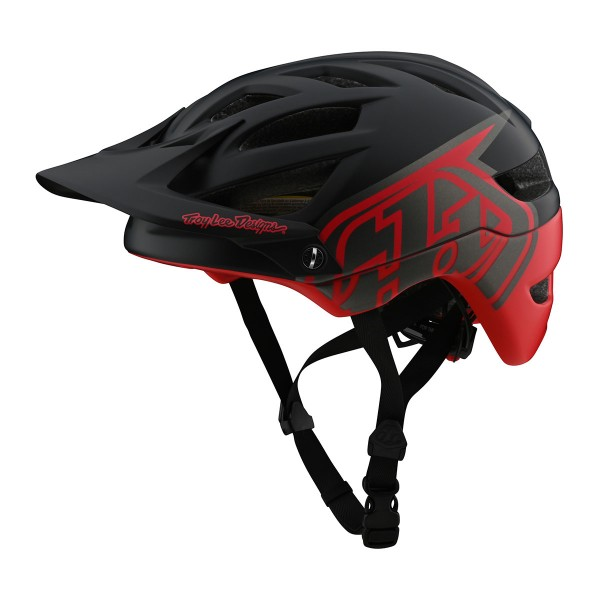 Troy Lee A1 Mips classic black/red 2021