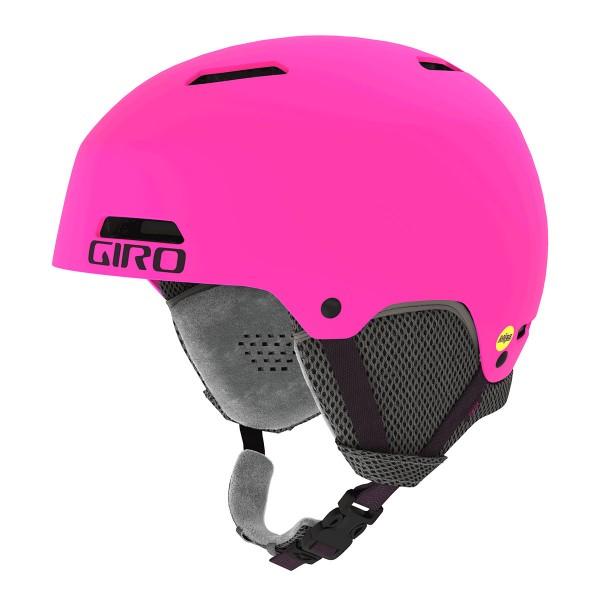 Giro Crüe Mips kids mat bright pink 20/21