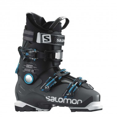 Salomon Quest Access 80 antracite/blk/bl 16/17