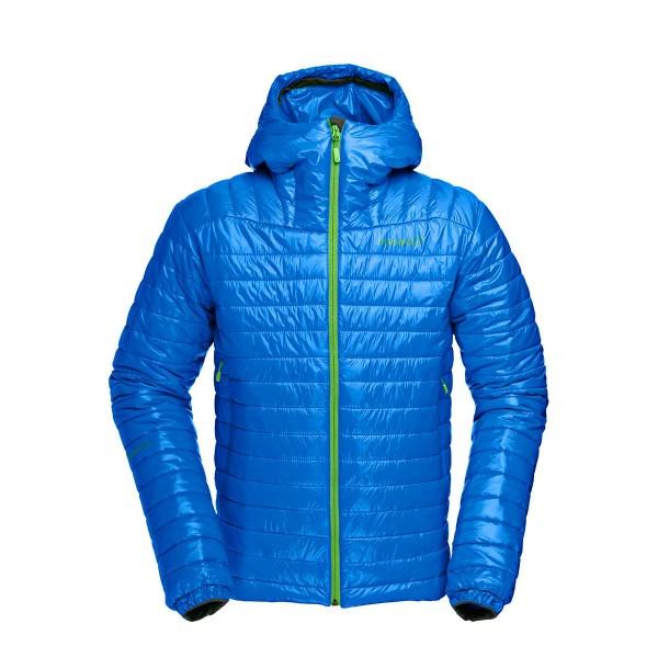 Norrona falketind Primaloft 100 Hood Jacket blue 16/17