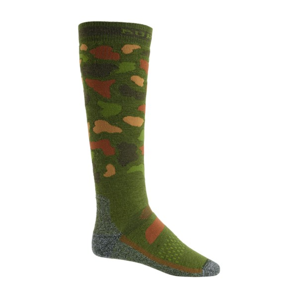 Burton Performance Midweight Sock forest duck 18/19