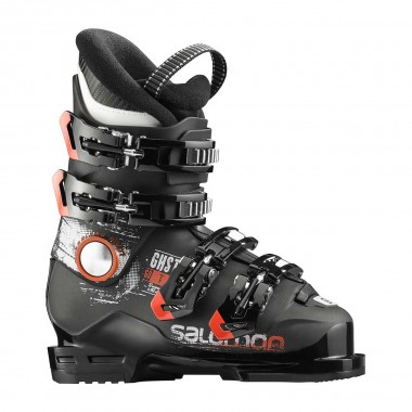Salomon Ghost 60 T M kids black/black 16/17
