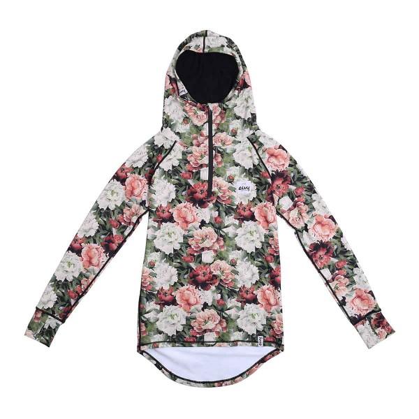 Eivy Icecold Zip Hood Top wms autumn bloom 20/21