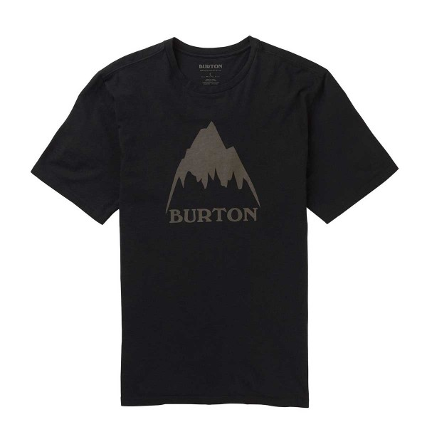 Burton Classic Mountain High SS T-Shirt true black 19/20