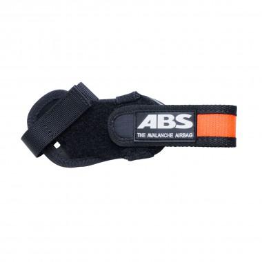 ABS Griffplatte für Linkshänder Vario 16/17