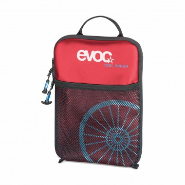 EVOC Tool Pouch 1L red 2016