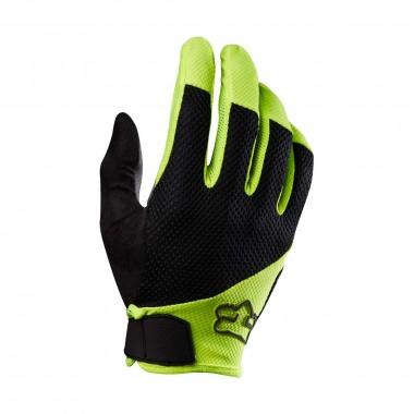 Fox Reflex Gel Glove flo yellow 2016