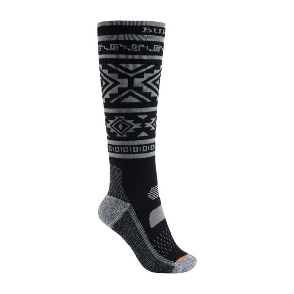 Burton Performance Midweight Sock wms true black 19/20