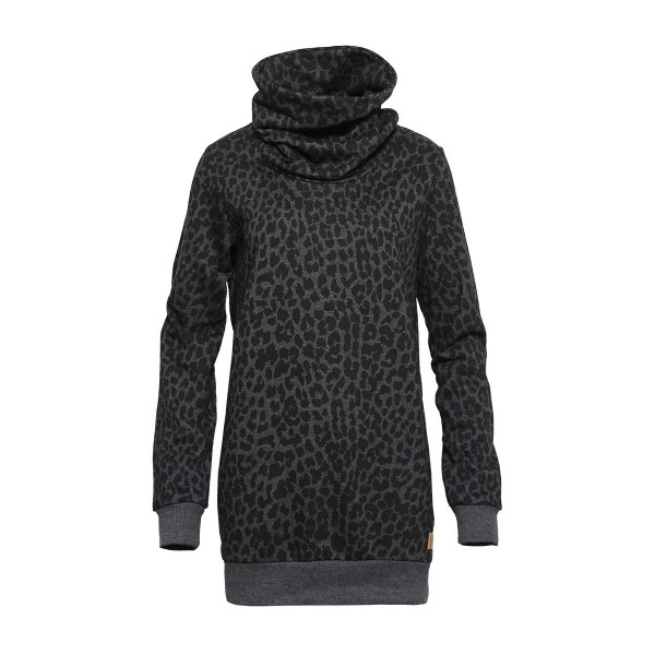 Colour Wear Hype Hood wms black leo 16/17
