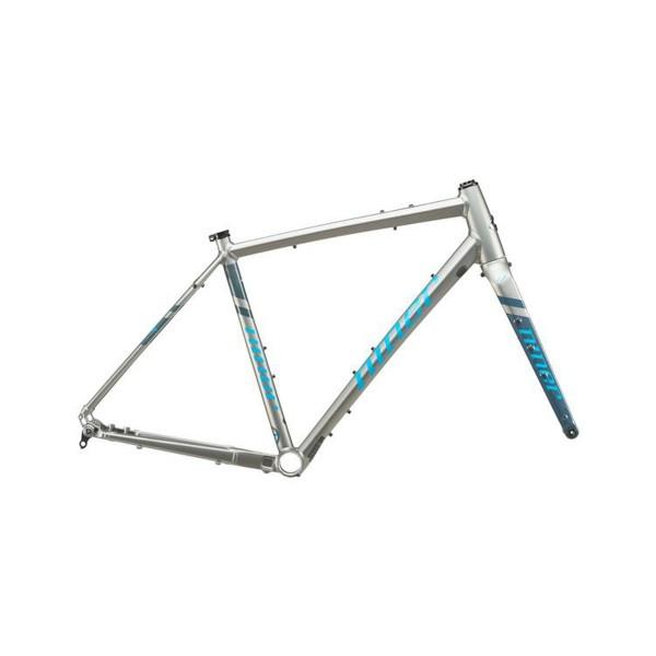 Niner RLT 9 Alu Frameset grey/blue 2020