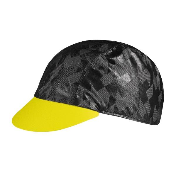 Assos Equipe RS Rain Cap fluo yellow 19/20