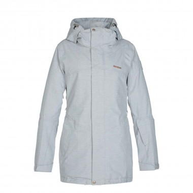 Zimtstern Jannaz Snow Jacket wms light grey 16/17