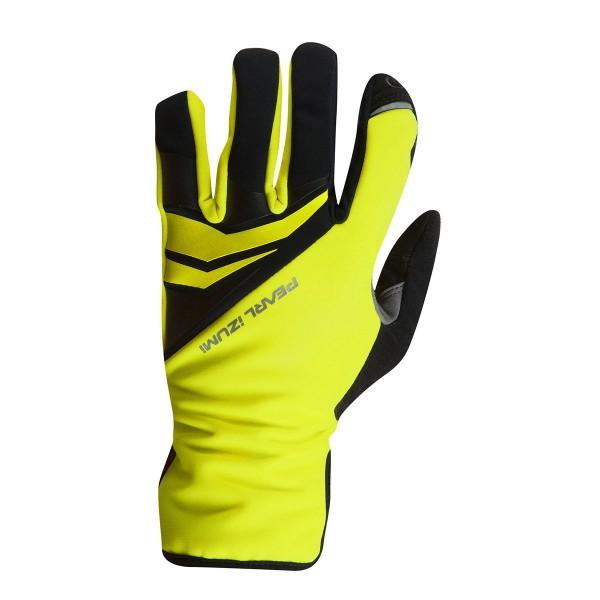 Pearl Izumi Elite Softshell Gel Glove yellow 19/20