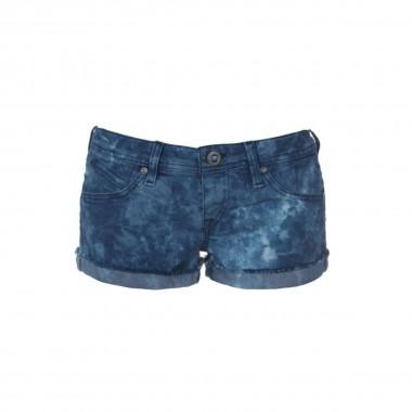 Volcom Soundcheck Short Short wms navy tie dye 2013
