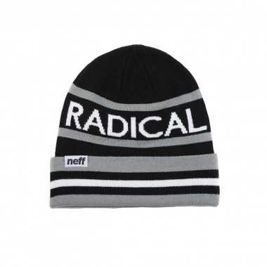 Neff Radical Beanie black/grey 13/14