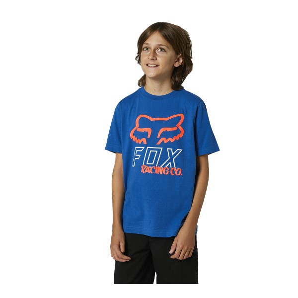 Fox Racing Youth Hightail SS Tee roy blue 2021
