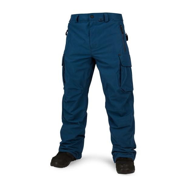 Volcom Project Pant blue black 16/17