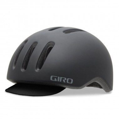 Giro Reverb mat black 2016