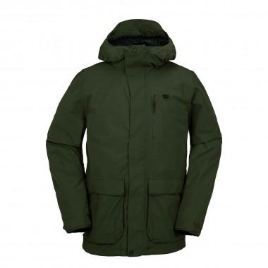 Volcom Utilitarian Jacket vintage green 16/17