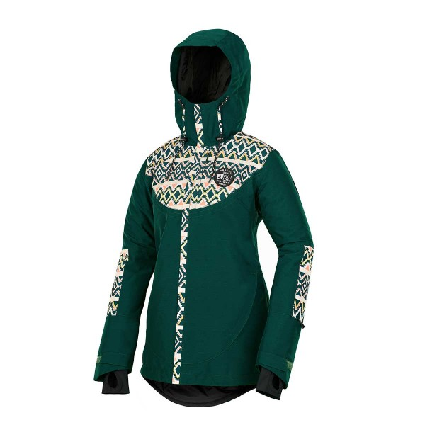 Picture Mineral Jacket wms emerald 18/19