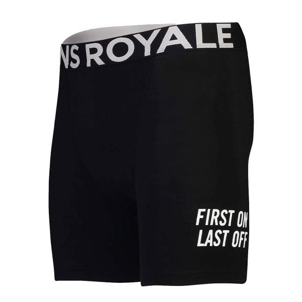 Mons Royale Hold'em Boxer black 20/21
