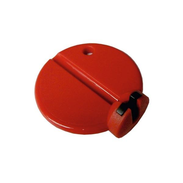 Speichenschlüssel /Nippelspanner rot 3,25mm