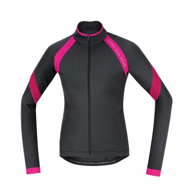 Gore Power 2.0 Thermo Trikot wms black / rose 15/16