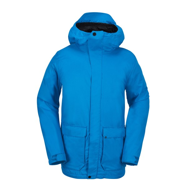 Volcom Utilitarian Jacket blue