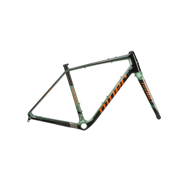 Niner RLT 9 RDO Frameset green/orange 2020