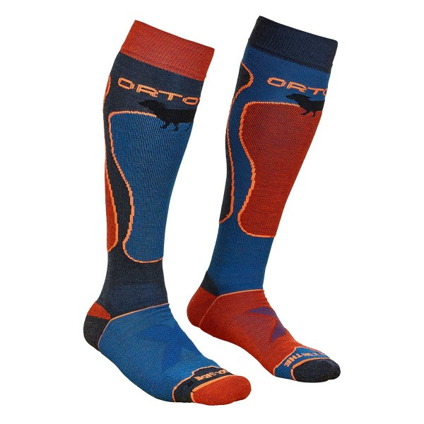 Ortovox Ski Rock'N'Wool Socks night blue 18/19